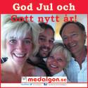God Jul och Gott Nytt År från Medalgon!