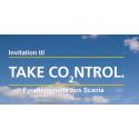 """Scania inviterer vognmænd til """"Take Co2ntrol"""" inspirationsmøder"""