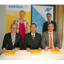 MoU for further collaboration between the Indonesian and Swedish Life Science Industry Organisations