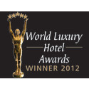 HOTEL STUREPLAN TILLDELAS 2012 WORLD LUXURY HOTEL AWARD