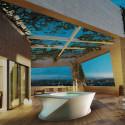 Spabad designad av Daniel Libeskind