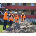 Trianon byggstartar 140 lägenheter i Lindängen