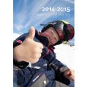 Svenska Skidanläggningars branschrapport 2015