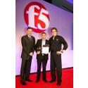 F5 Networks utser Cygate till bästa regionala partner