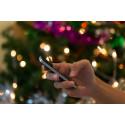 Danskernes juleaften på netværket