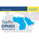Tapflo expands its distribution network in the Middle East and north Africa.