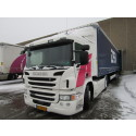 To nye Scania  P 410 til Logistik Centralen A/S