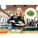 Matsvinnet i Örebro kommun minskar med en femtedel!