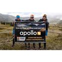 Apollosponsrade multisportlaget fick en ny medlem
