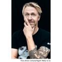 Ernst Billgren testar sitt varumärke