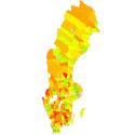 Så drabbas Sveriges kommuner av automatiseringen