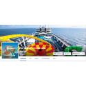 Norwegian Cruise Line med norsk Facebookside