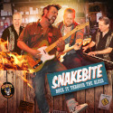 "Snakebite har släppt skiva igen ""Rock It Through The Blues"""