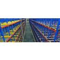 Lösningar för lagerflöden från Interroll