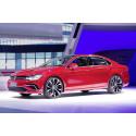 Volkswagen visar ny fyrdörrarscoupé