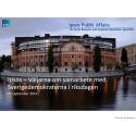 Väljarna splittrade i frågan om samarbete med Sverigedemokraterna i riksdagen