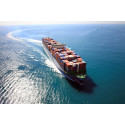 Premiär för ny fartygslinje till Asien