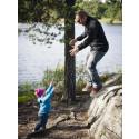 Addnature Kids är modiga och vrålstarka barn som utan att tveka tar emot flygande pappor.