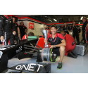 GP3 driver Tio Ellinas wins race in QNET-sponsored car