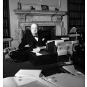 Winston Churchill, Nr.10 Downing Street, 1940. Foto: Cecil Beaton. ©The Cecil Beaton Studio Archive at Sotheby's