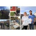 Grontmijs landskapsarkitekters bidrag till Musikhjälpen