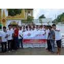 QNET contributes survivor kits for flood victims in Myanmar