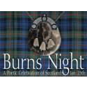 Virgin Trains celebrates Burns Night