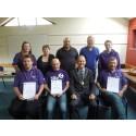 Stroke volunteers praised by Deputy Mayor