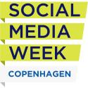 Social Media Week Copenhagen Schedule released and free sign up opens.