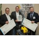 Atlas Copcos LT-stamper udnævnt til publikumsfavorit ved uddelingen af den svenske Stora Designpriset