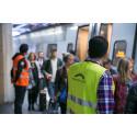 Mer positiv inställning till flyktingmottagande i kommuner som tagit emot färre
