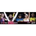 Et spennende Year of champions med Eurosport