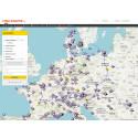 Premiär för Europas största roadtrip-sajt
