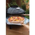 Lav hjemmelavet pizza under åben himmel