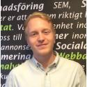 SESNordic rekryterar SEO konsult Robin Forsberg
