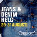 Jeans- och Denimhelg