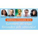 Vi direktsänder Näringslivsdagen i Falkenberg på webben