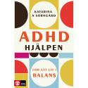 Adhd-hjälpen - ny självhjälpsbok för vuxna