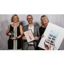 Liseberg fick ta emot fint Publishing-pris
