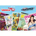 Lekmer.se säljer tidningsprenumerationer