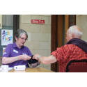​Bedford gives a hand to prevent stroke this World Stroke Day