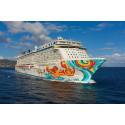 """Norwegian Cruise Line kåret til """"World's Leading Large Ship Cruise Line"""" av World Travel Awards"""