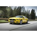 Täysin uusi Mustang sai aikaan tilausvyöryn: jo tuhannet asiakkaat Euroopassa ovat tilanneet tämän ikonisen auton