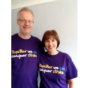 Ormskirk stroke survivor tackles Resolution Run for charity