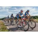 På egen cykel genom Ride of Hope Europe
