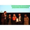 Kivra får stipendium av Sustainable Brand Insight och Berghs School of Communication för sin hållbara affärsmodell