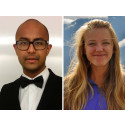 Silje Vatne og Imon Barua representerer Norge i Telenor Youth Forum