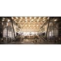 Oslo Airport 2017 - train station