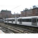 Stengt for T-banen mellom Stortinget og Majorstuen