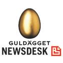 Newsdesk bjuder in 5000 pr-kommunikatörer att tävla i Guldägget